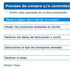 Proceso de compra LSSI Manager