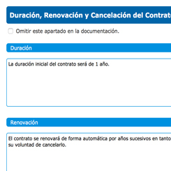 Contrato LSSI Manager